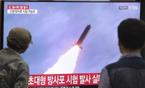 What's Behind North Korea's Missile Testing?