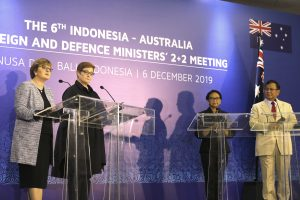 Why Australia Seeks Deeper Relations With Indonesia