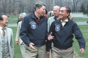 Remembering Nakasone and US Asia Policy in the 1980s
