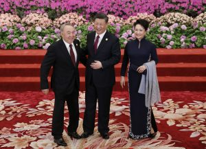 Kazakhstan on China's Diplomatic Silk Road