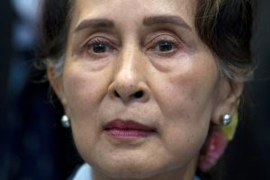 Aung San Suu Kyi Slammed for Army Defense in Myanmar Genocide Case