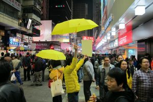 'Buy Yellow, Eat Yellow': The Economic Arm of Hong Kong's Pro-Democracy Protests