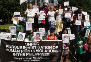 UN Rights Office Criticizes 'Impunity' and 'Systematic' Violence of Philippines Drug War