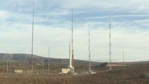 US Conducts Test of Prototype Ground-Launched Ballistic Missile
