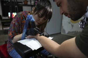 An Afghan Woman Takes on Society's Taboos, One Tattoo at a Time