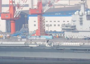 China Commissions First Home-Built Aircraft Carrier