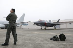 F-35A Stealth Fighter Formally Enters Service in South Korea