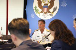 US Pacific Commander Says China Seeks to Intimidate Region
