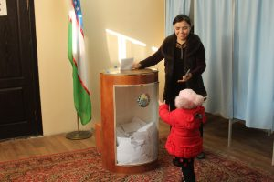 Uzbek Authorities Deny Registration to New Political Party With Presidential Ambitions