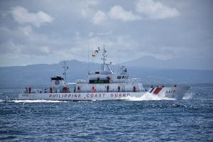 Duterte's Coast Guard Diplomacy