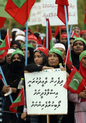Violent Extremism in the Maldives: The Saudi Factor
