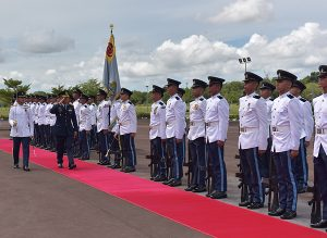 Introductory Air Force Chief Visit Highlights Brunei-Thailand Defense Ties