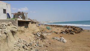 Near Disaster: Gwadar's Little Village Faces a Crumbling Coastline