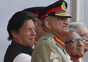Where Does the Expected Clash of Institutions Leave Pakistan?