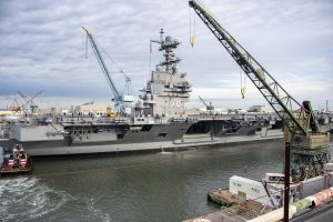 355 or Bust? US Navy Struggles to Grow With Flat Budget
