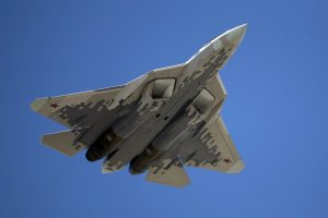 Could the Sukhoi Su-57 Be For Export? For China?