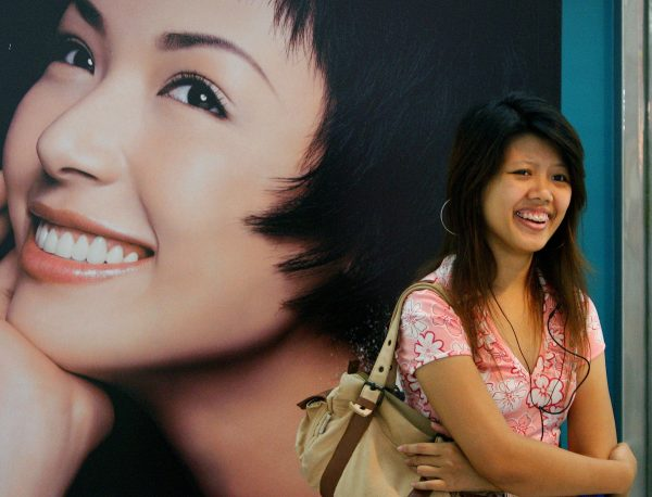 thediplomat.com: Where Does the Asian Obsession With White Skin Come From?
