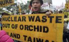 Tao Indigenous Community Demands Removal of Nuclear Waste From Taiwan's Orchid Island