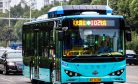 Asia Is Becoming a World Leader in Electric Public Transportation