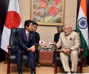India in Japan's Strategic Thinking: Charting Convergences in the Indo-Pacific