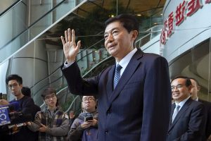 Beijing's New Man in Hong Kong