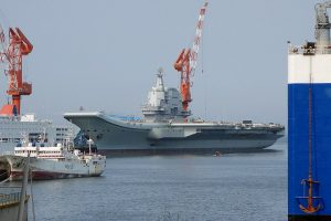 How Will the Chinese Navy Use Its 2 Aircraft Carriers?