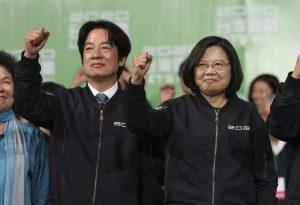 Taiwan 'Shouts Back': President Tsai Wins Re-Election Despite China's Pressure Campaign