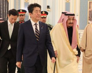 Japan to the Rescue: Can Abe Defuse Tensions in the Middle East?
