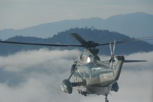 What's Next for Malaysia's Capabilities After Its Helicopter Decommissioning?