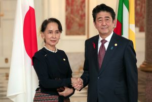 Japan and Myanmar's Toxic Friendship