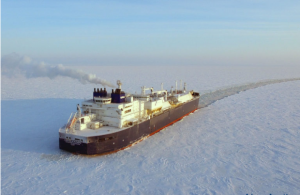 China's Shipbuilders Seek New Inroads in Arctic Shipping