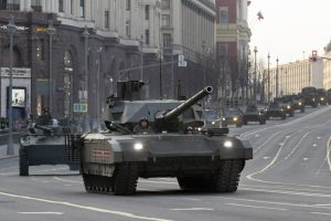 Russia: Delivery of T-14 Armata Main Battle Tank Delayed