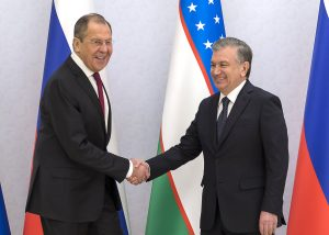 Lavrov Closes Out Asia Trip With a Stop in Uzbekistan