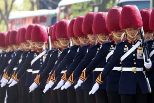 Thai Military Holds Ceremony to Swear Allegiance to King