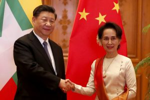 Xi Seeks to Boost Belt and Road With Myanmar Visit