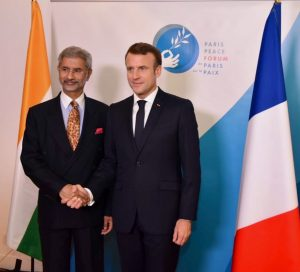 India and France in 2020: The Indo-Pacific Beckons