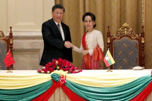 Has the US Lost Myanmar to China?