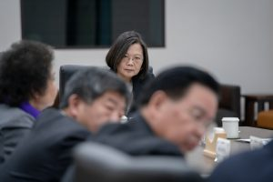 Taiwan, Shut Out From WHO, Confronts Deadly Wuhan Coronavirus
