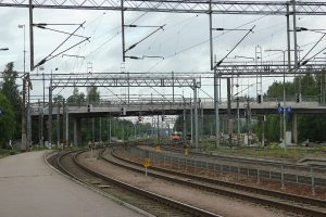 China Cargo Train Routes Face Backlash in Finland