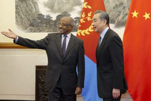 Through Eritrea, China Quietly Makes Inroads Near the Red Sea