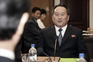 North Korea Has a New Foreign Minister, But That Doesn't Mean a Change in Policy