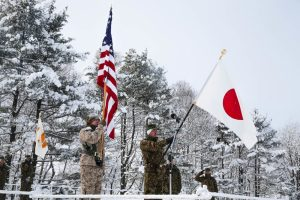 US, Japan Begin Northern Viper Military Exercise