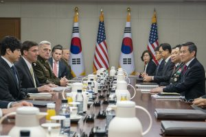 Threat of Furloughs Looms Over Continuing US-Korea Burden-Sharing Talks