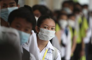 Cruise Ship Coronavirus Ordeal Ends with Cambodia Welcome