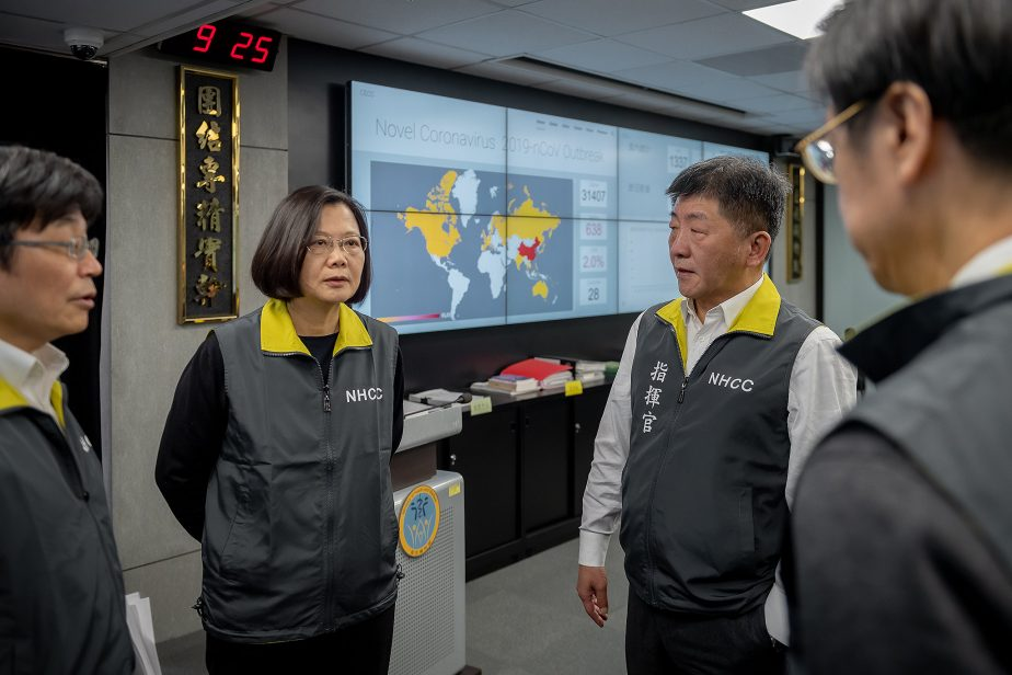 The Coronavirus Outbreak: How Democratic Taiwan Outperformed Authoritarian China