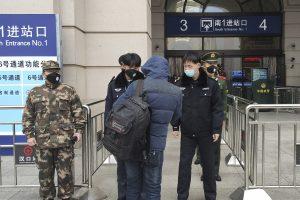 China's Social Control Mechanisms on Full Display Amid Coronavirus Epidemic