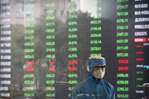 China Posts 6.8 Percent Q1 2020 GDP Contraction. Markets Don't Flinch