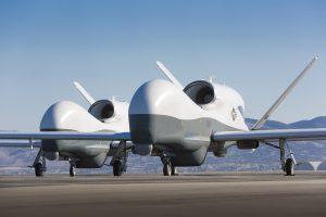 A First: US Navy Deploys MQ-4C Triton Drones to Guam