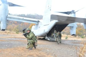 US, Japan Conclude 2020 Iteration of Exercise Forest Light Western Army