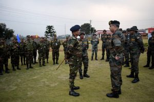 Armies of India, Bangladesh Begin Military Exercise in Indian Northeast